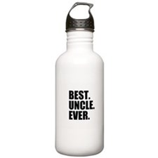 Best Uncle Ever Sports Water Bottle
