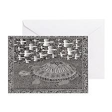 Festina Lente-1 Greeting Card