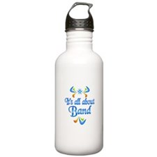 About Band Water Bottle