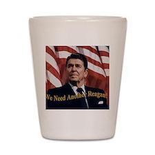 Reagan_5.5x4.25 Shot Glass