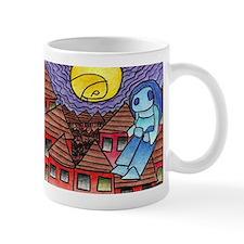 The City At Night -- Mug