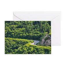 Windy Ridge Greeting Card