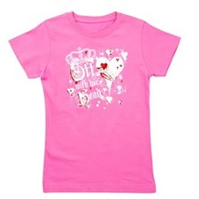 off-with-her-head_wh Girl's Tee