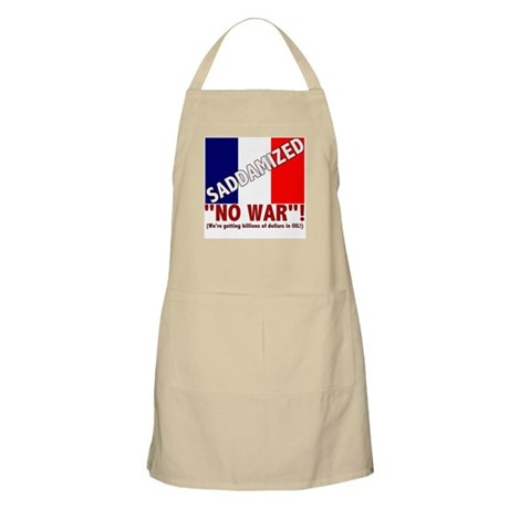 France Saddamized BBQ Apron