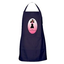 BC Blessed highly 2 Apron (dark)