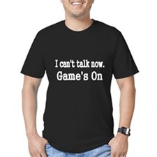 I CANT TALK NOW T-Shirt