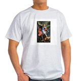 St. Michael the Archangel Ash Grey T-Shirt
