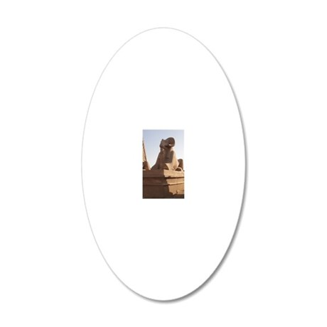 53_H_Fkarnak 20x12 Oval Wall Decal