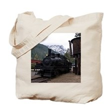 (15s) shay locomotive & tower Tote Bag