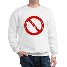 2-Access denied on black Sweatshirt