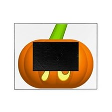 pumpkin_pi_dark Picture Frame