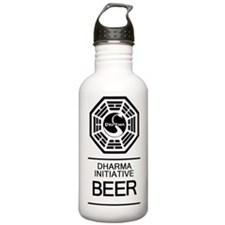 Dharma Beer Water Bottle