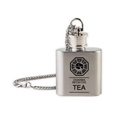 Dharma Tea Flask Necklace