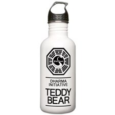 Dharma Teddy Bear Water Bottle