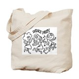 Dance Party Tote Bag