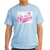 Panamanian Princess Ash Grey T-Shirt