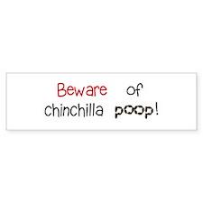 I Throw Poop Bumper Bumper Sticker