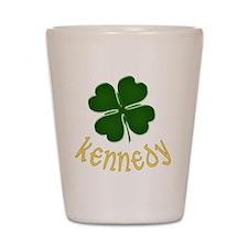 kennedy Shot Glass
