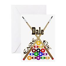 eagle_eye_dale Greeting Card