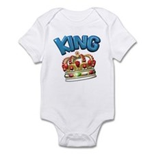 King Infant Bodysuit