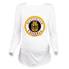 2-DE SCR 10 dk 5_H_F Long Sleeve Maternity T-Shirt