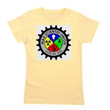 mad_scientist_union_logo Girl's Tee