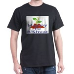 Happy Tu B'Shvat Dark T-Shirt