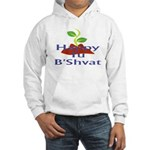 Happy Tu B'Shvat Hooded Sweatshirt