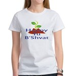 Happy Tu B'Shvat Women's T-Shirt