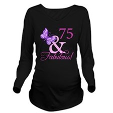 Fabulous_Plumb75 Long Sleeve Maternity T-Shirt