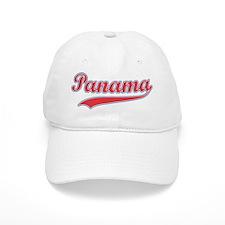 Retro Panama Baseball Cap