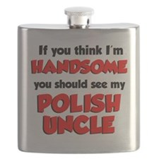My Polish Uncle Flask