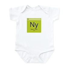Cute Nyu Infant Bodysuit