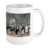 Olustee Reenactment Panorama 15 oz. Mug