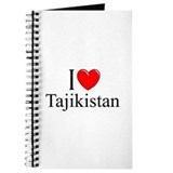 &quot;I Love Tajikistan&quot; Journal