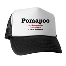 pomapoo Trucker Hat