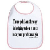 True Philanthropy Bib