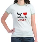 My heart belongs to jaylin T