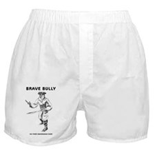BULLY_STICKER_53 Boxer Shorts