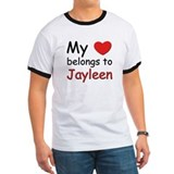 My heart belongs to jayleen T
