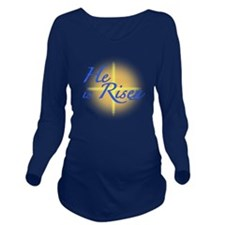 Heisrisen Long Sleeve Maternity T-Shirt