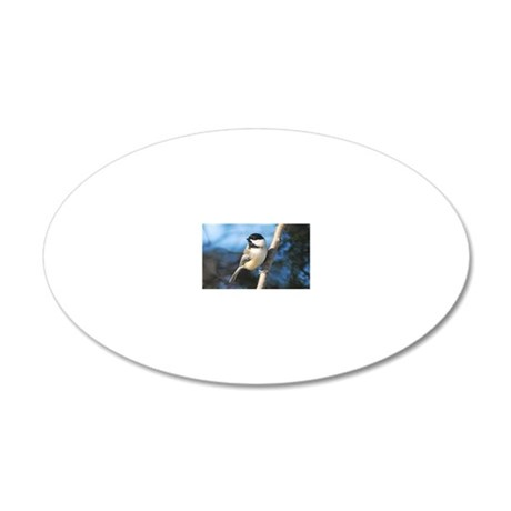 2x3_magnet 20x12 Oval Wall Decal