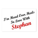 In Love with Stephan Postcards (Package of 8)