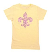 Belle Cadienne Jaime Louisiane Girl's Tee