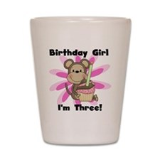 monkbdaygirlthree Shot Glass