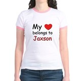 My heart belongs to jaxson T