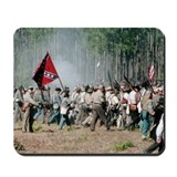 """Advance!"" Olustee Reenactment Mousepad"