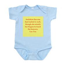 laotzu5.png Infant Bodysuit