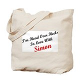 In Love with Simon Tote Bag