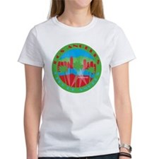 LA City of Angels primary T-Shirt